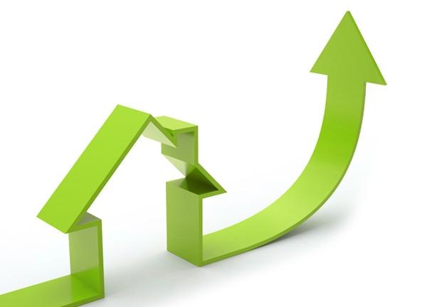 Property sales up 25%
