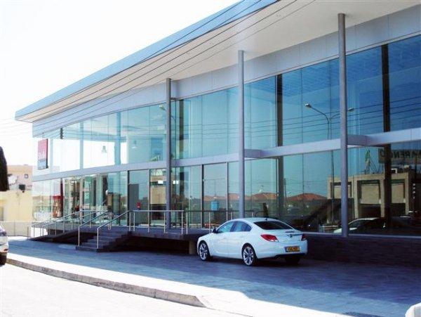 Stathis Efstathiou Shopping Centre