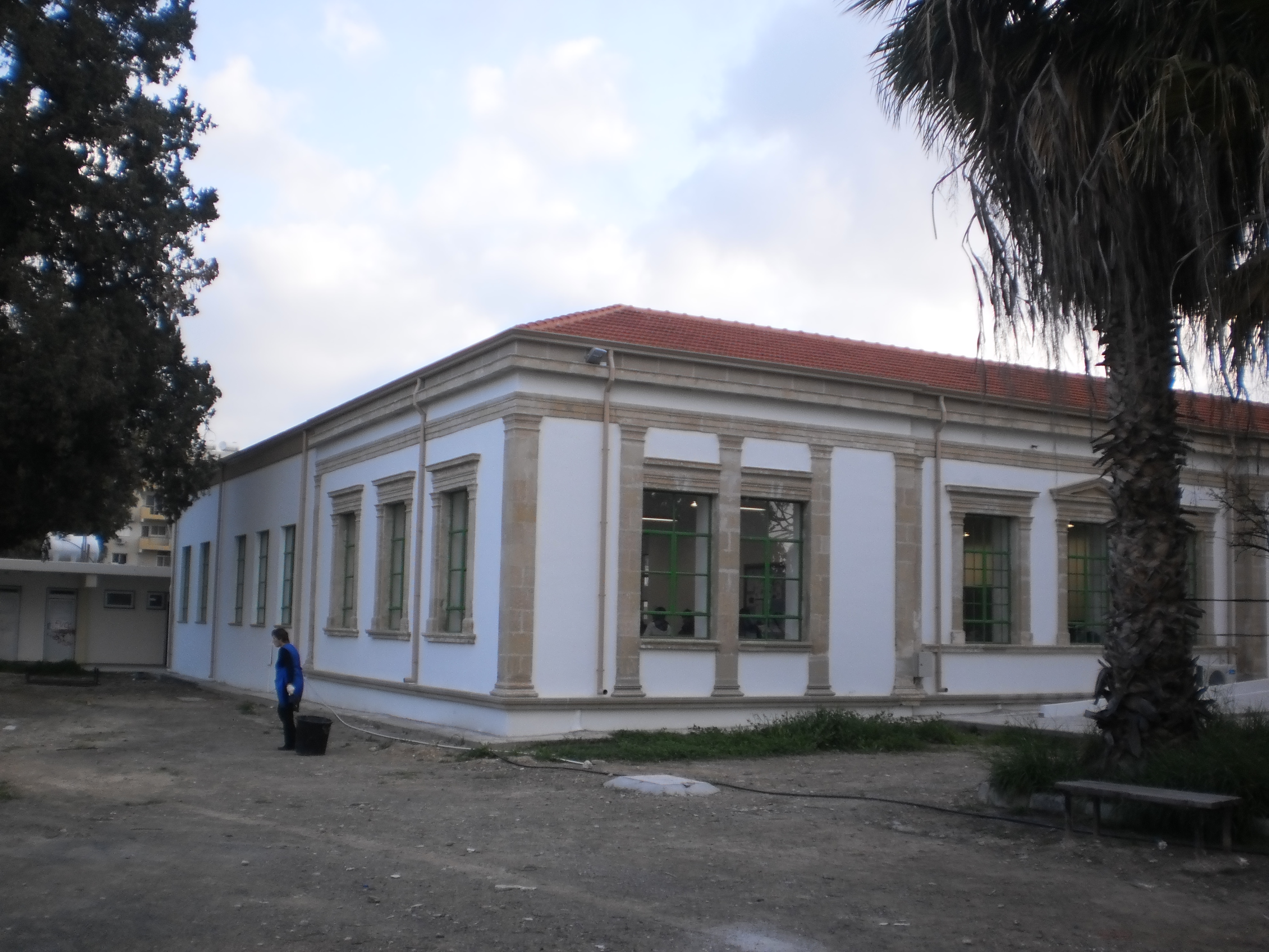 St. Lazarus and Faneromeni School Restorations