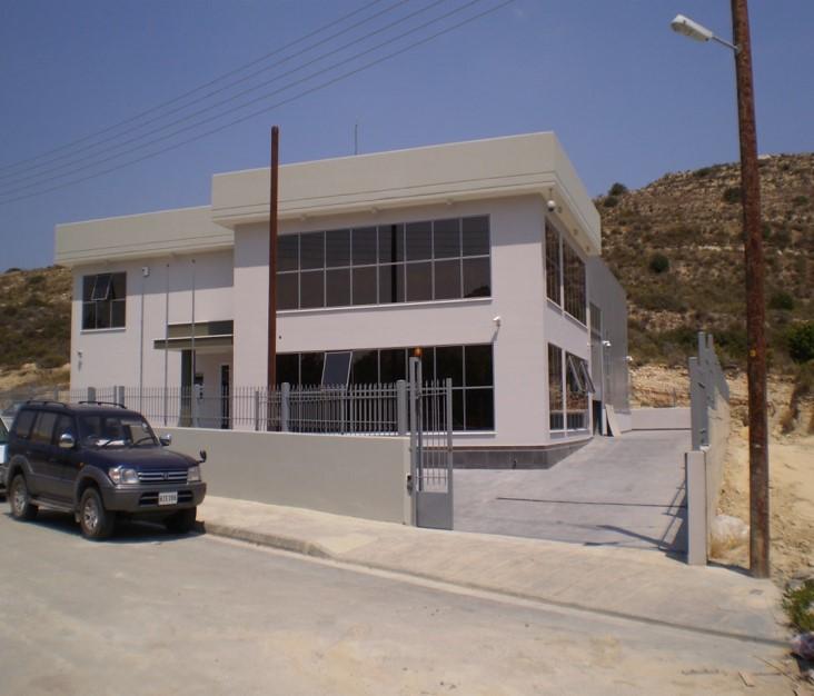 NS Demetriou Electrical Warehouse